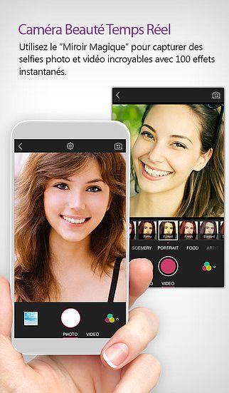 YouCam Perfect - Cam Selfie avec Cadres, Filtres  pour mac