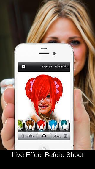 AceCam Comic - Photo Effect for Instagram pour mac