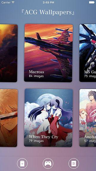 Télécharger ACG Wallpapers - ACG Quiz with HD Anime Comics Game Wallpaper Ga - Logicielmac.com