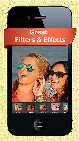 Insta Photo Effects - instantanée Blur, luminosité, filtres d'im pour mac
