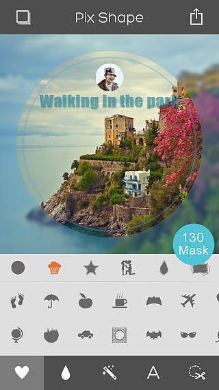 Pix Shape - Effects Maker For Instagram pour mac