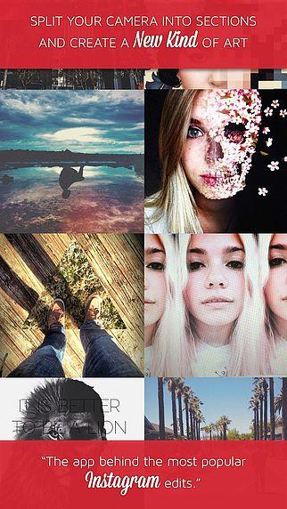 Split Pic Collage Photo Editor  pour mac