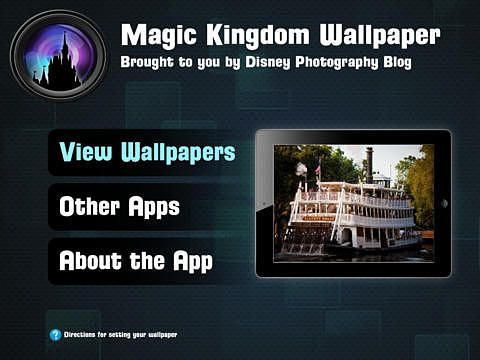 Magic Kingdom Wallpapers from Disney Photography Blog pour mac