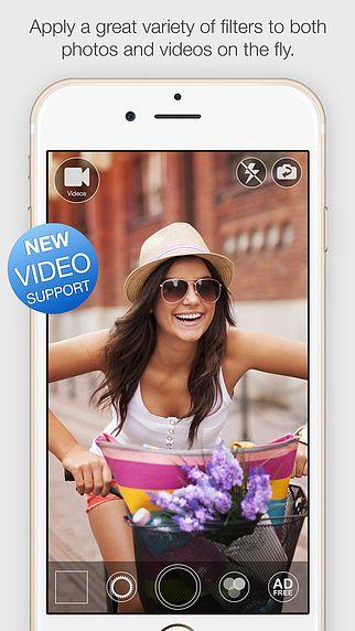 PowerCam HD - Des effets photos et vidéos en temps réel pour mac