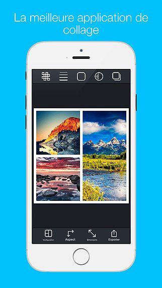 Pic Stitch - Le meilleur générateur de collages pour mac