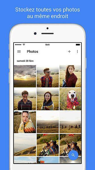 Google Photos pour mac