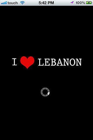 I Love Lebanon pour mac