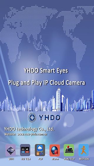 YHDO Smart Eyes pour mac
