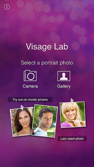 Visage Lab editeur: beaute retouche et maquillage, relooking, mo pour mac