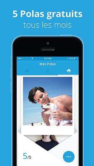 Take it - Vos Polas gratuits pour mac