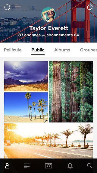 Flickr pour mac