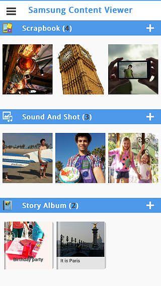 Samsung Content Viewer pour mac