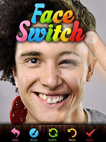 Face Switch HD pour mac