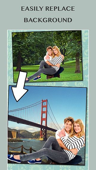 Background Booth - Free Photo Cut Out App! pour mac