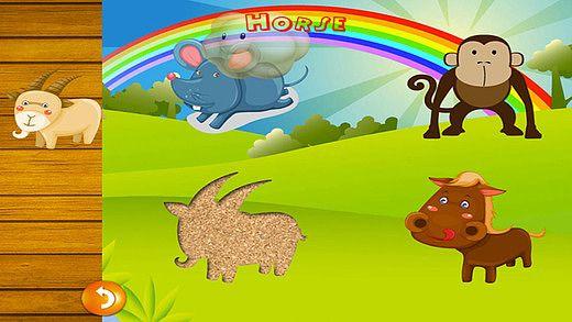 QCat - enfant gibier zoo de puzzle (gratuit) pour mac