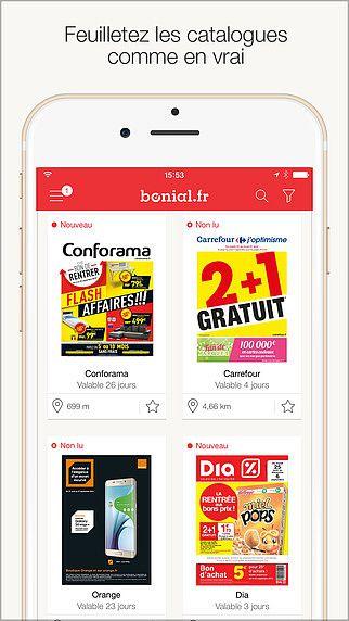 Bonial - Promos, Catalogues et Prospectus des Magasins de votre  pour mac