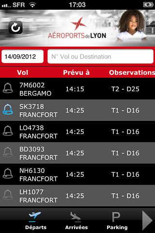 FLY'on - Aéroports de Lyon, Lyon-Saint Exupéry pour mac