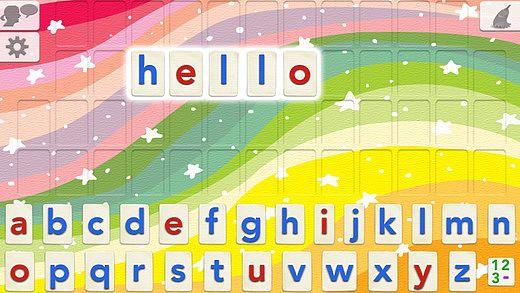 Word Wizard - Un alphabet mobile anglais qui parle   des tests d pour mac