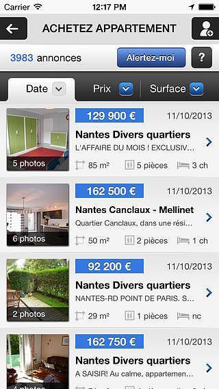 Ouestfrance-immo : annonces immobilières pour la location ou l'a pour mac