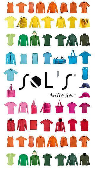 SOL'S : leader français du vêtement promotionnel pour mac