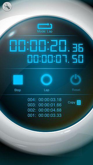 Chronomètre [Best Stopwatch] pour mac