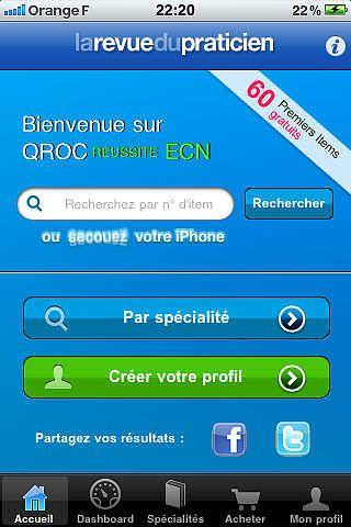 QROC Réussite ECN pour mac