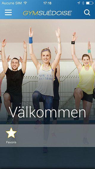 Gym Suédoise pour mac