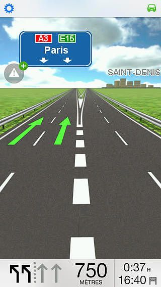 TomTom France pour mac