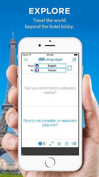 Traducteur Gratuit - Traduire français à l'anglais, espagnol, ar pour mac