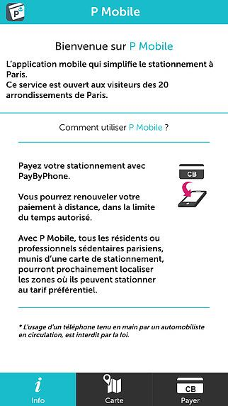 P'Mobile pour mac