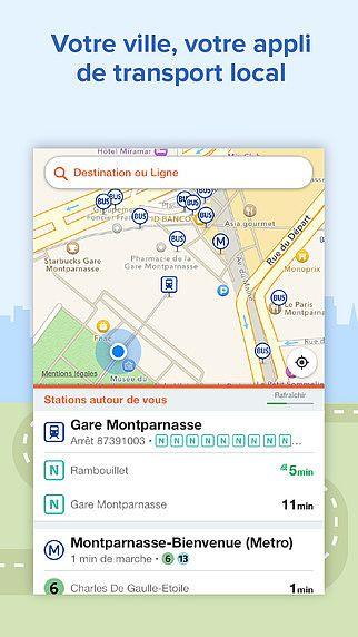 Moovit: App De Transport pour mac