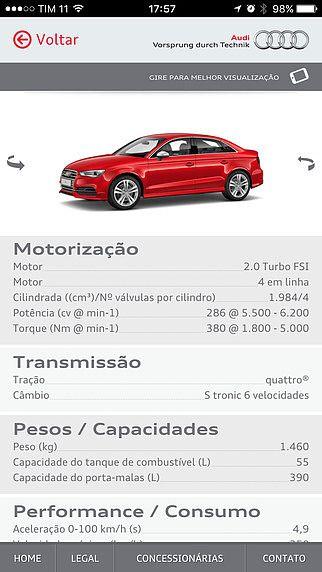Audi BR Showroom pour mac
