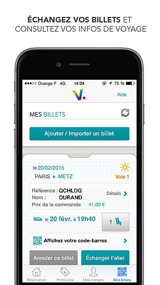 Voyages-sncf : réserver échanger vos billets de train pour mac