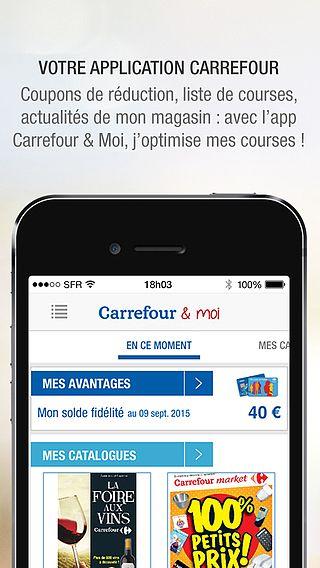 Carrefour pour mac