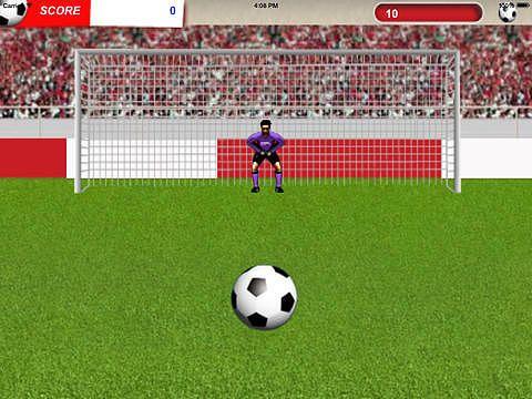 IBut : Le jeu de football le plus fou du store !!! pour mac