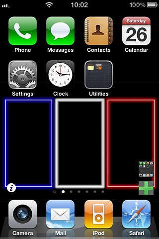 Fonds d'ecran pour iPhone et iPod Touch pour mac