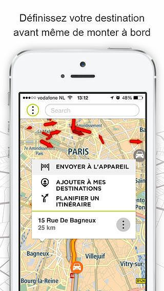 TomTom MyDrive pour mac