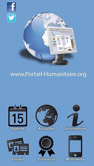 Portail Humanitaire pour mac