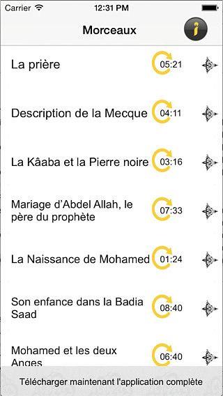 Prophète Mohamed Gratuit pour mac