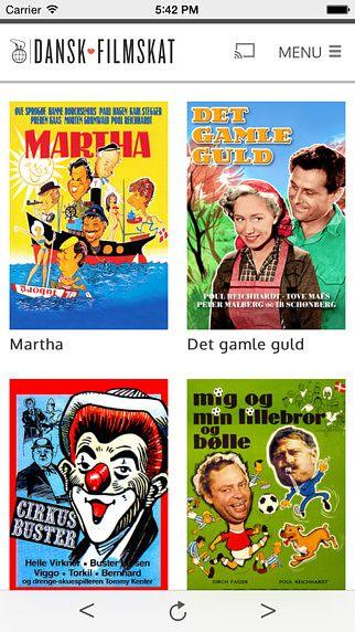 Dansk Filmskat pour mac