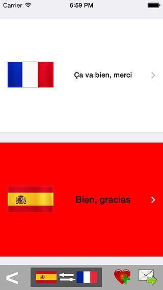 Manuel de conversation Traducteur et dictionnaire parlant França pour mac