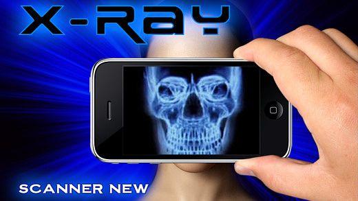 X-Ray Scanner Pro, caméra noir et blanc pour mac