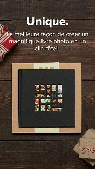 Albums photo Mosaic pour mac