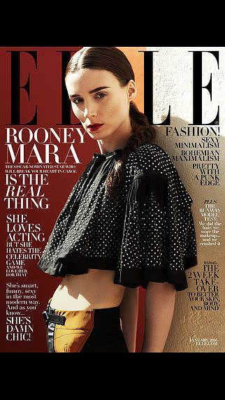 ELLE Magazine US pour mac