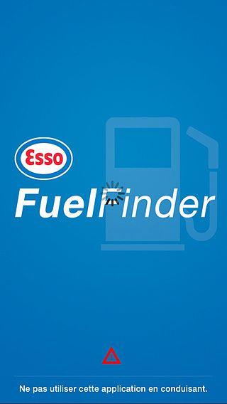 Esso Fuel Finder pour mac