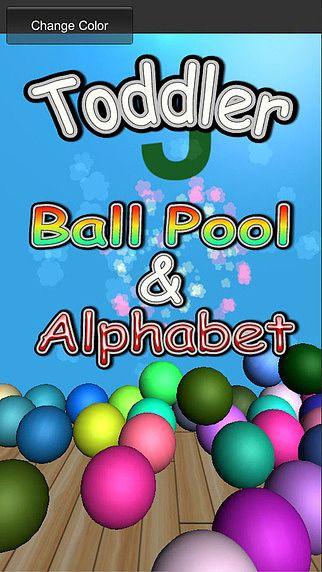 QCat - bambin balle piscine et jeu de l'apprentissage de l'alpha pour mac