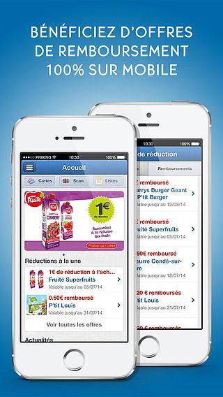 Prixing - Shopping, promotions, liste de courses et comparateur  pour mac