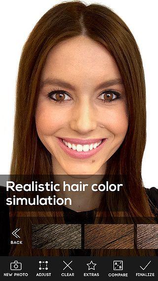Hair Color pour mac
