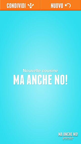 Ma Anche No pour mac