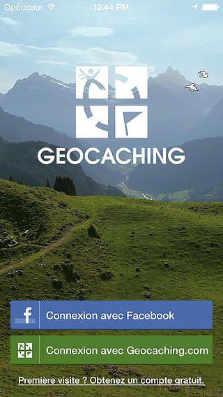 Geocaching pour mac